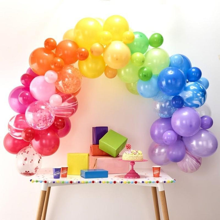 Balloon Arch Kit - Rainbowfetti