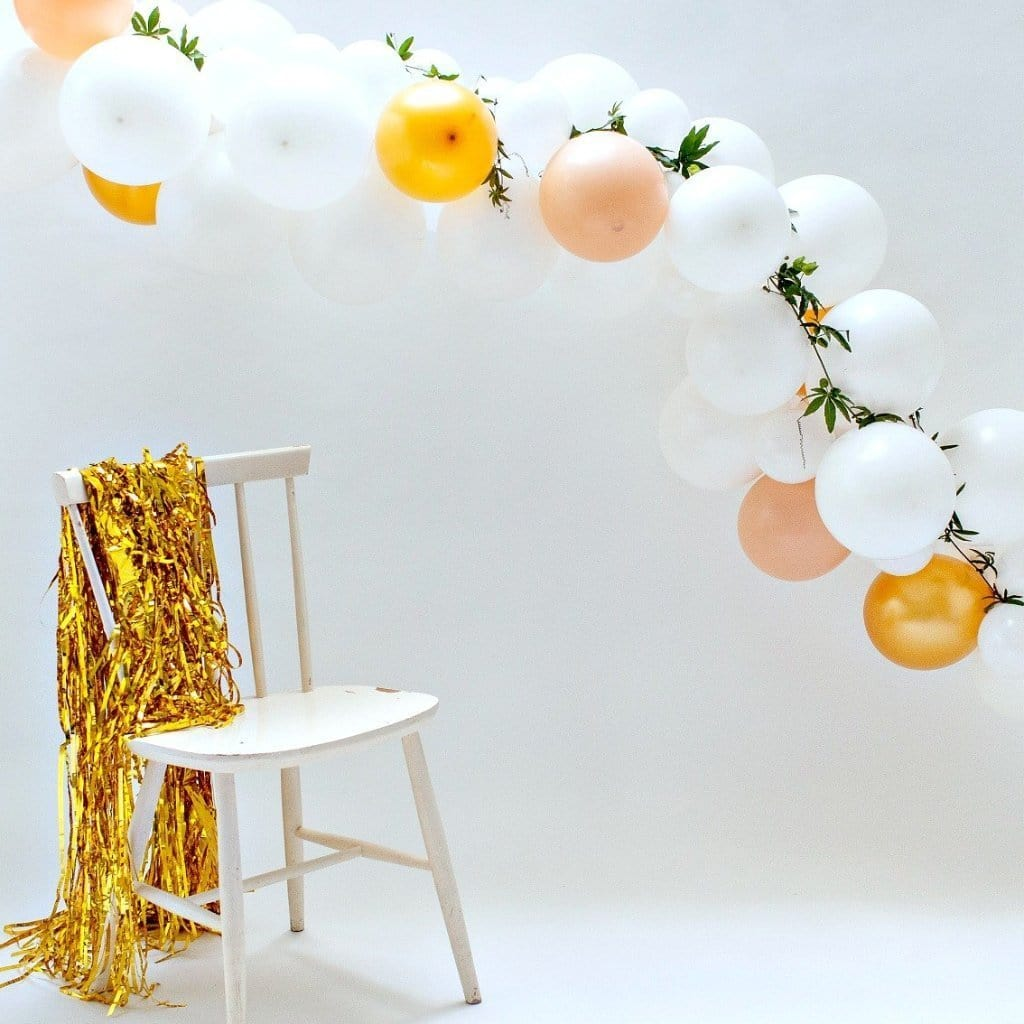 Balloon Garland Kit | Wedding Balloon Cloud Installation Kit UK