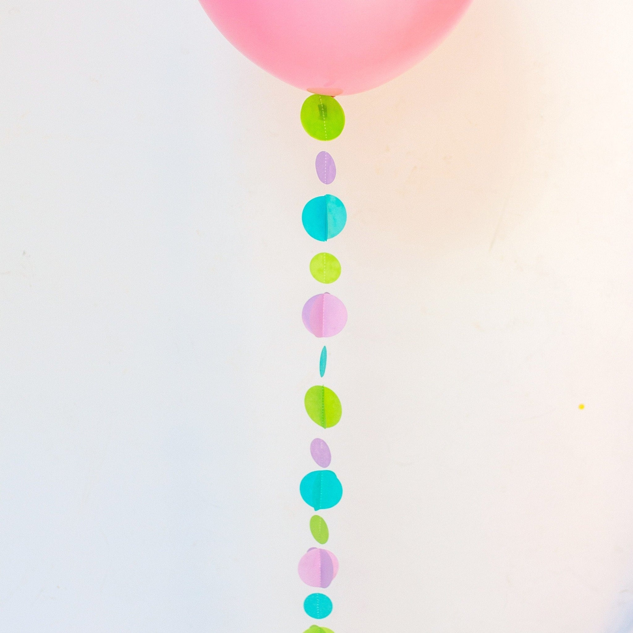 Balloon Tail Mermaid | Balloon Tail Decorations UK
