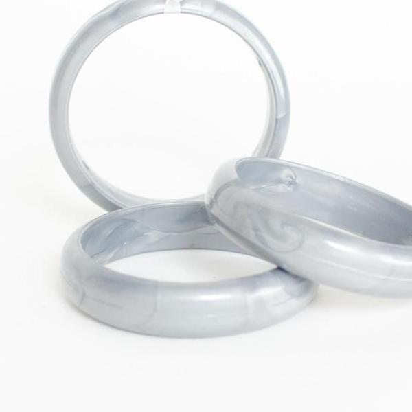 Silver Bangle Balloon Weights