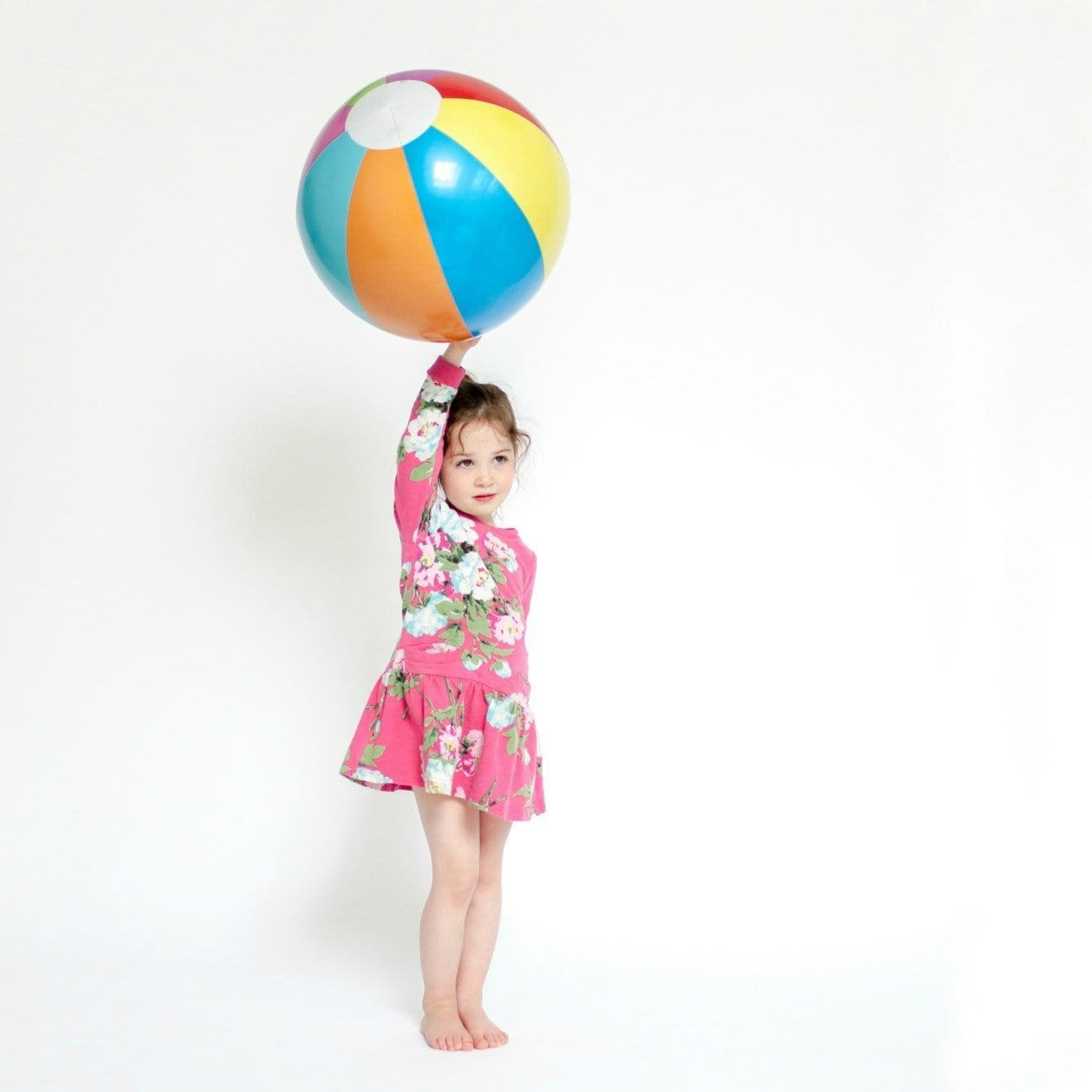 Beachball Balloon | Kids Party Balloons | Giant Foil Balloon Shapes