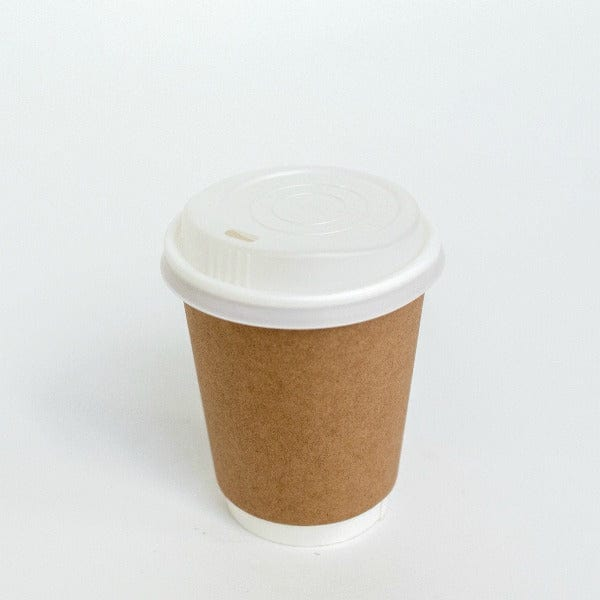 Biodegradable Hot Drinks Cups & Lids