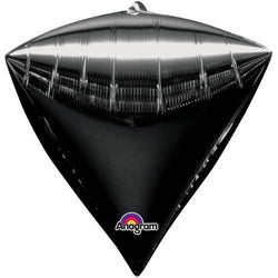 Black Diamondz Balloon 17""