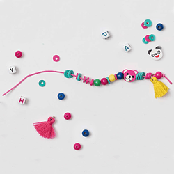 Bracelet Craft Set - Happy