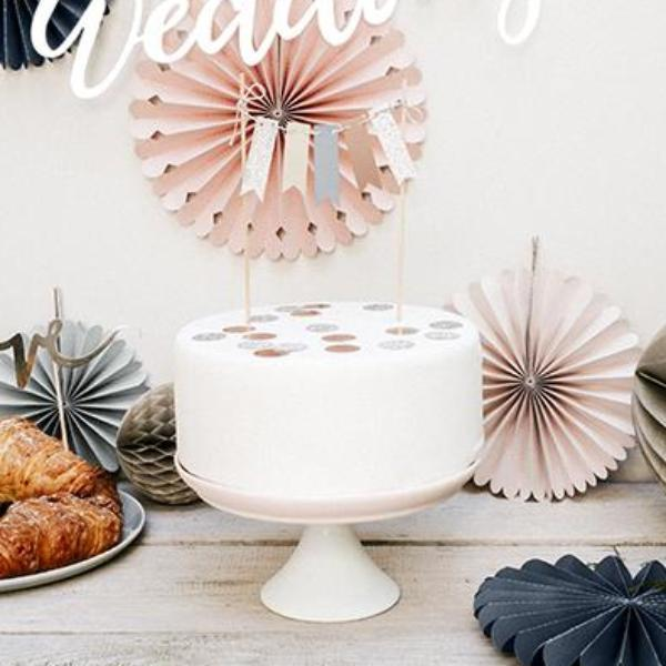 Birthday Cake Topper | Party Deco | Boho Wedding