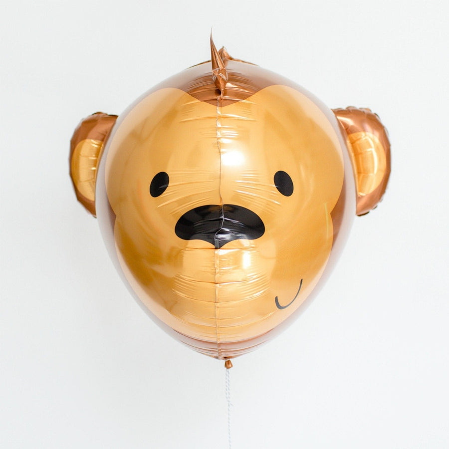 monkey Balloon 3dimensional