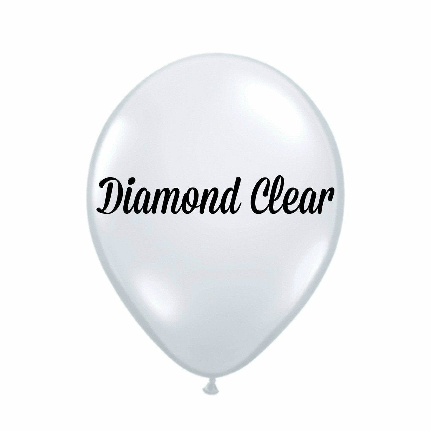 "11"" Clear Balloon"