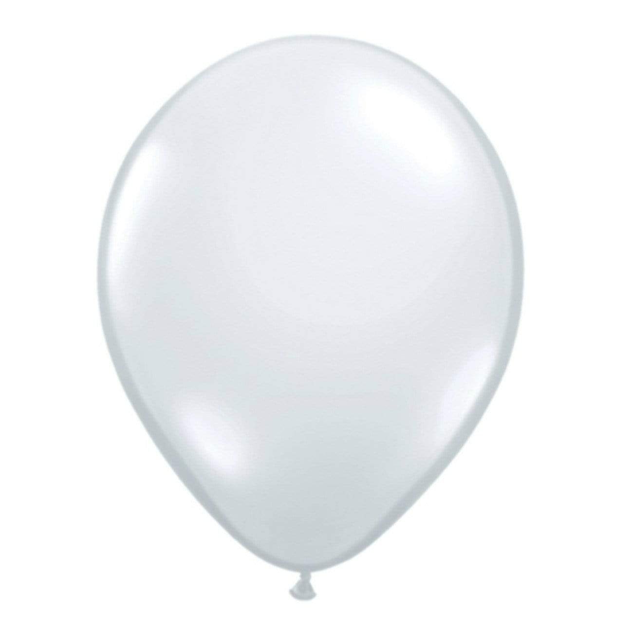Clear Balloons | Diamond Clear transparent Balloons UK ...