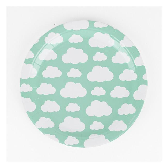 Cloud Balloons (5 Pack)
