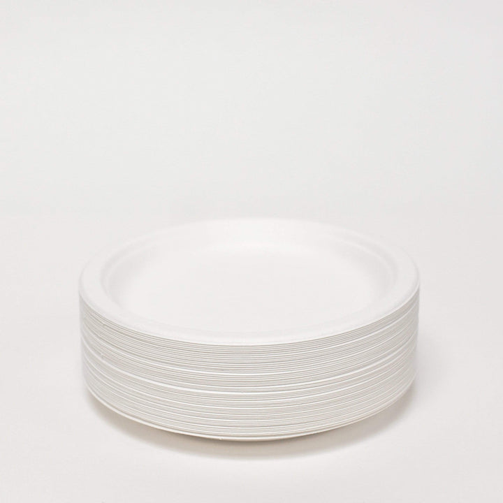 Compostable Bagasse Plates 7