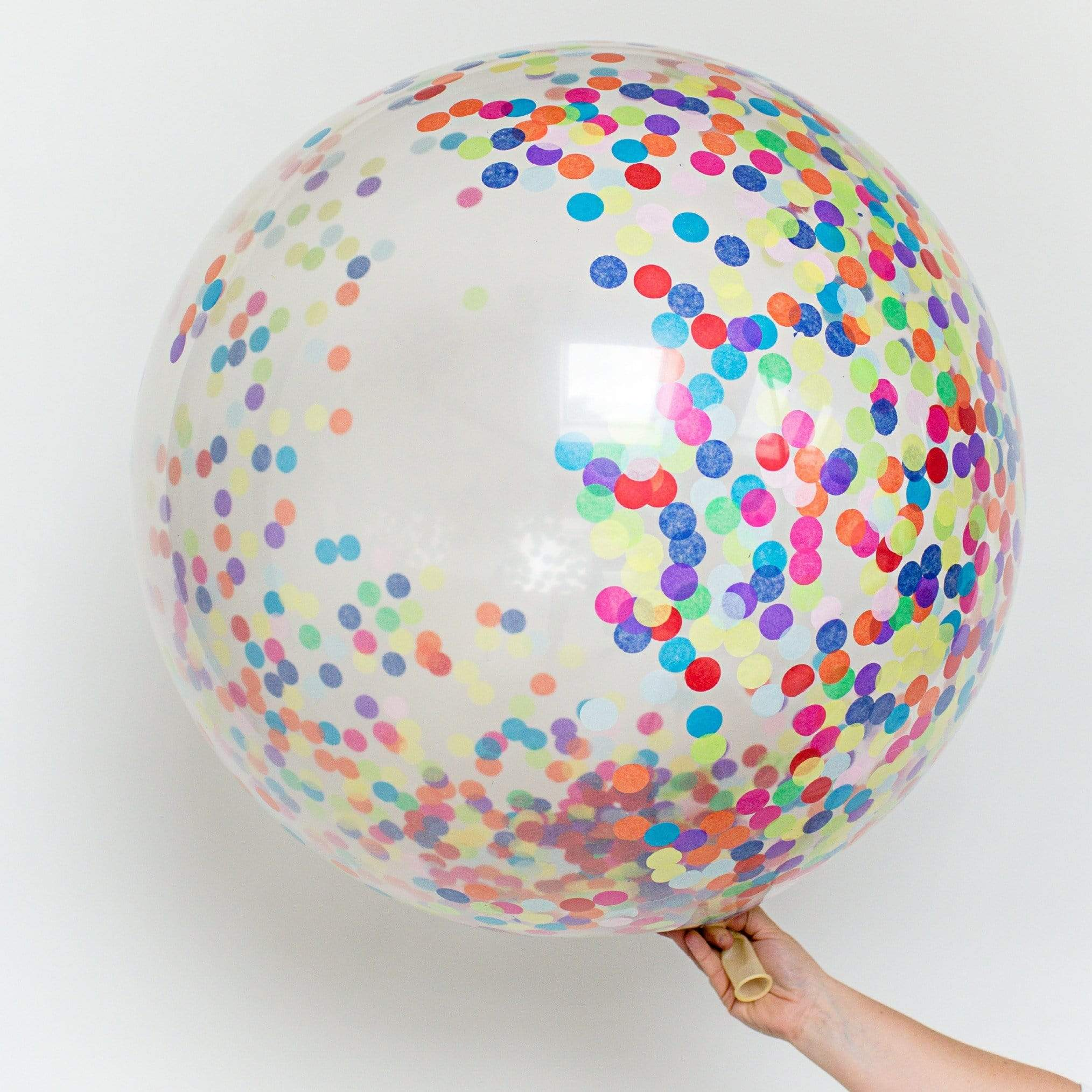 Confetti Balloons - Over The Rainbow