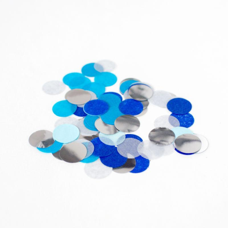 Blue Confetti Mix