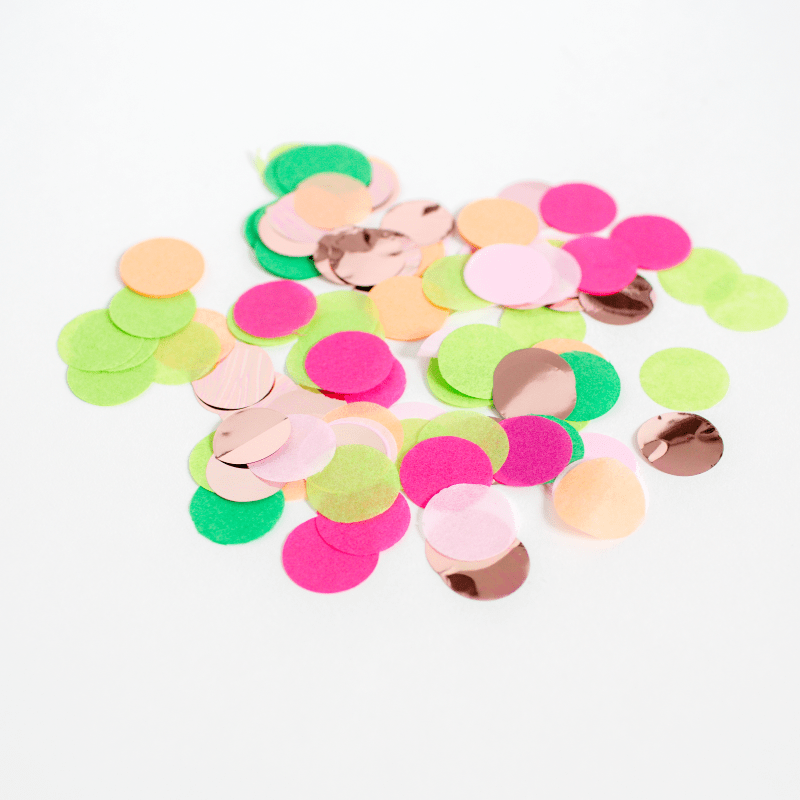 Tropical Confetti Mix