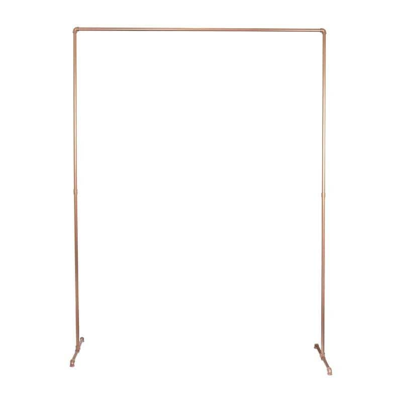 Copper Wedding Arch | Square Backdrop Stand Ginger Ray