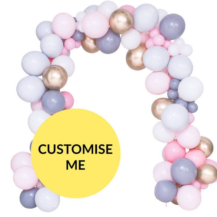 Custom Made Balloon Garland Kits UK
