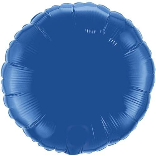 Dark Blue Foil Balloon | Helium Balloons Online UK
