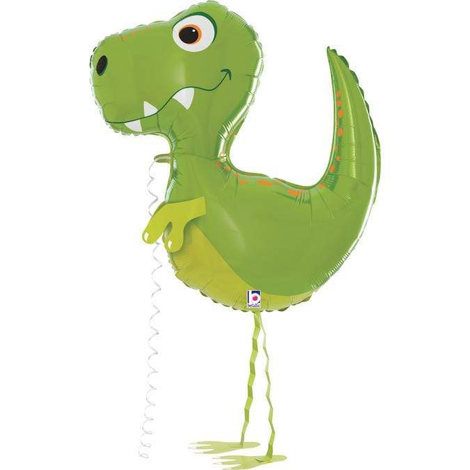 Dinosaur Friend Walker Pet Balloon