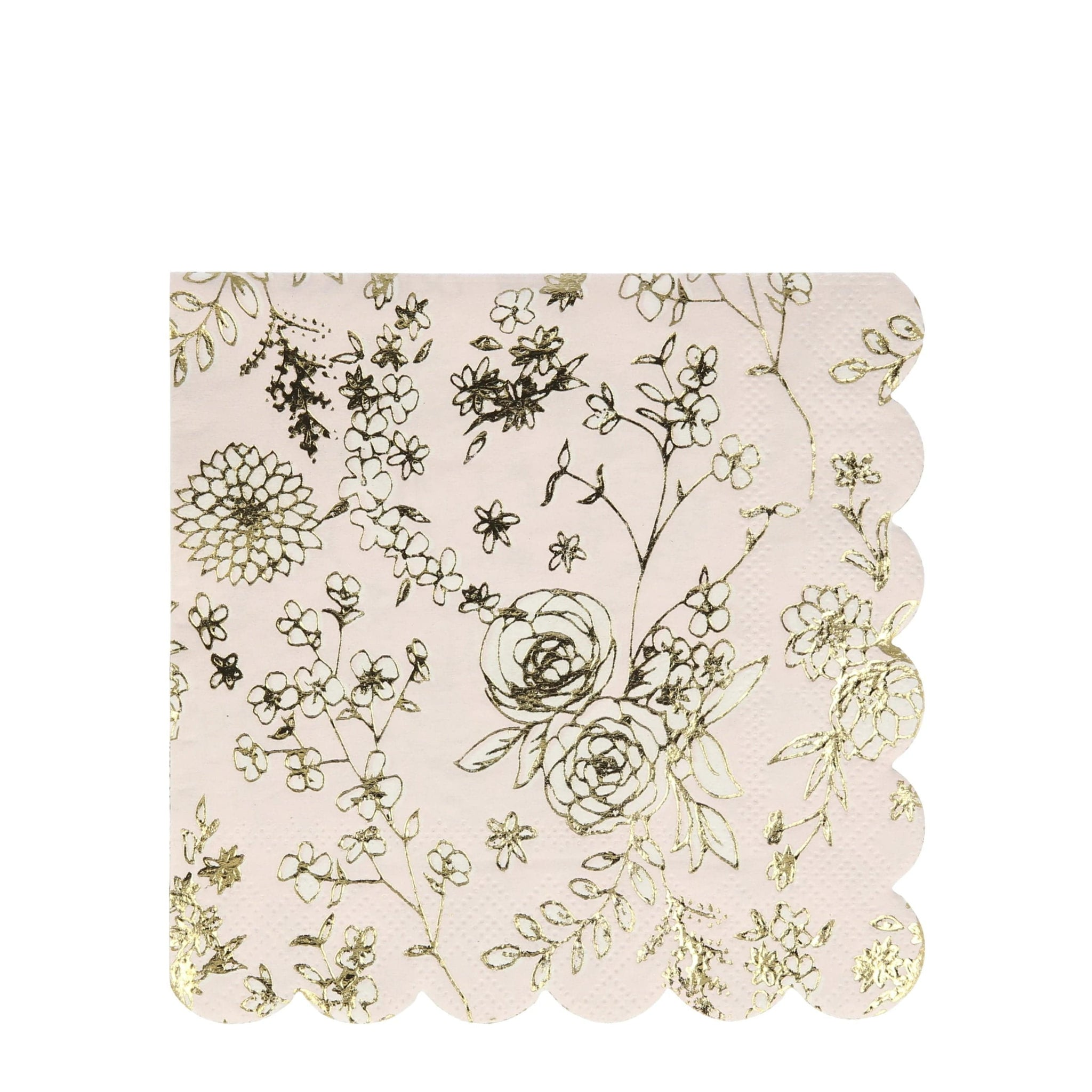Garden Party Napkins | Floral Napkins Meri Meri UK