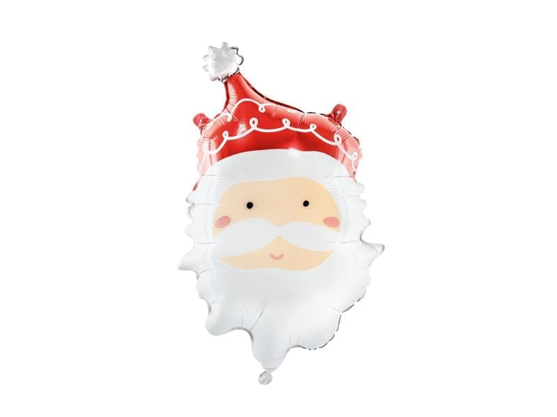 Father Christmas Santa Foil Balloon UK