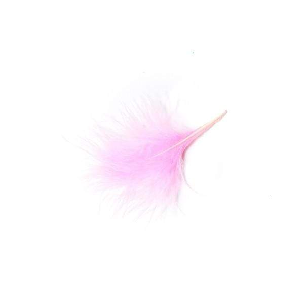Feathers Pink
