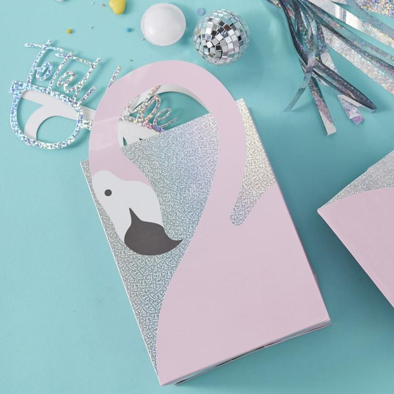 Flamingo Party Bags | Ginger Ray