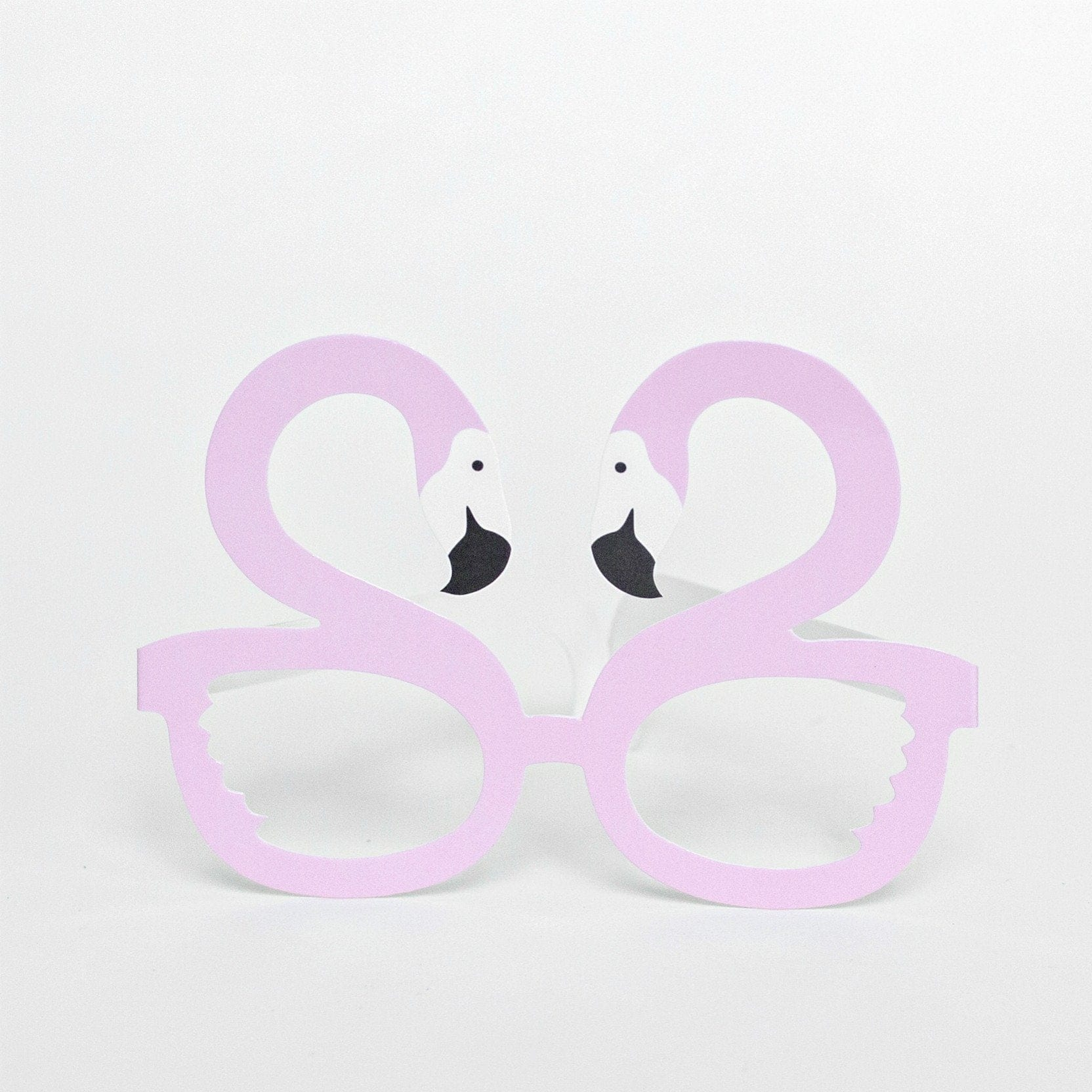 Flamingo Party Glasses | Ginger Ray Party Supplies