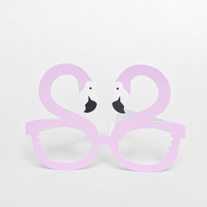Flamingo Party Glasses (8 Pack)