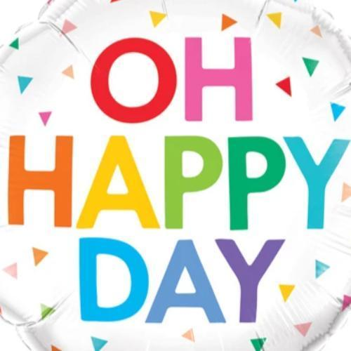 Oh Happy Day Balloons | The Coolest Party Store for Balloons