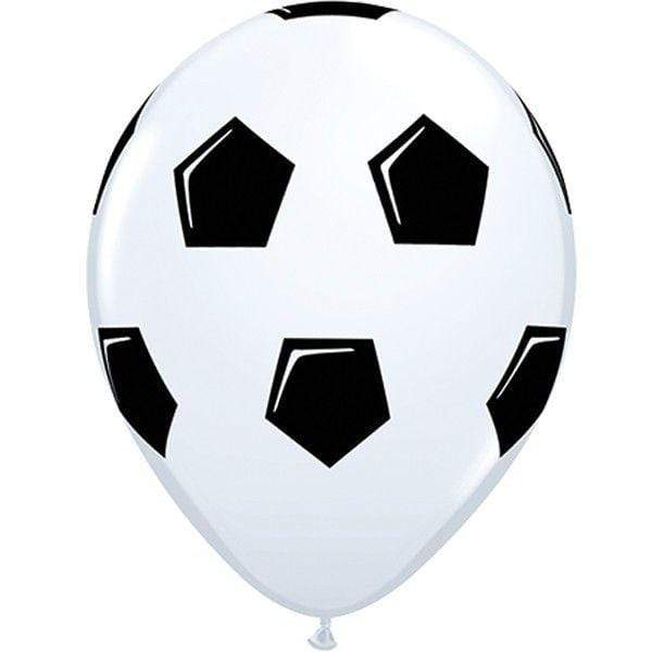 Football Balloons (5 Pack)
