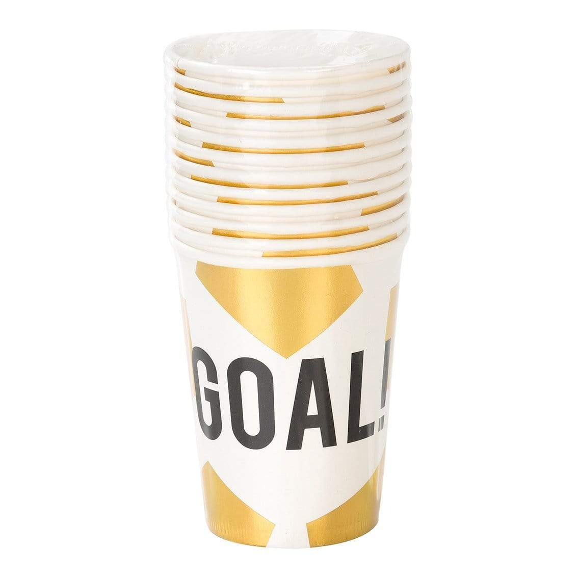 Football Party Paper Cups | Football Themed Party or Sports Party Cups UK