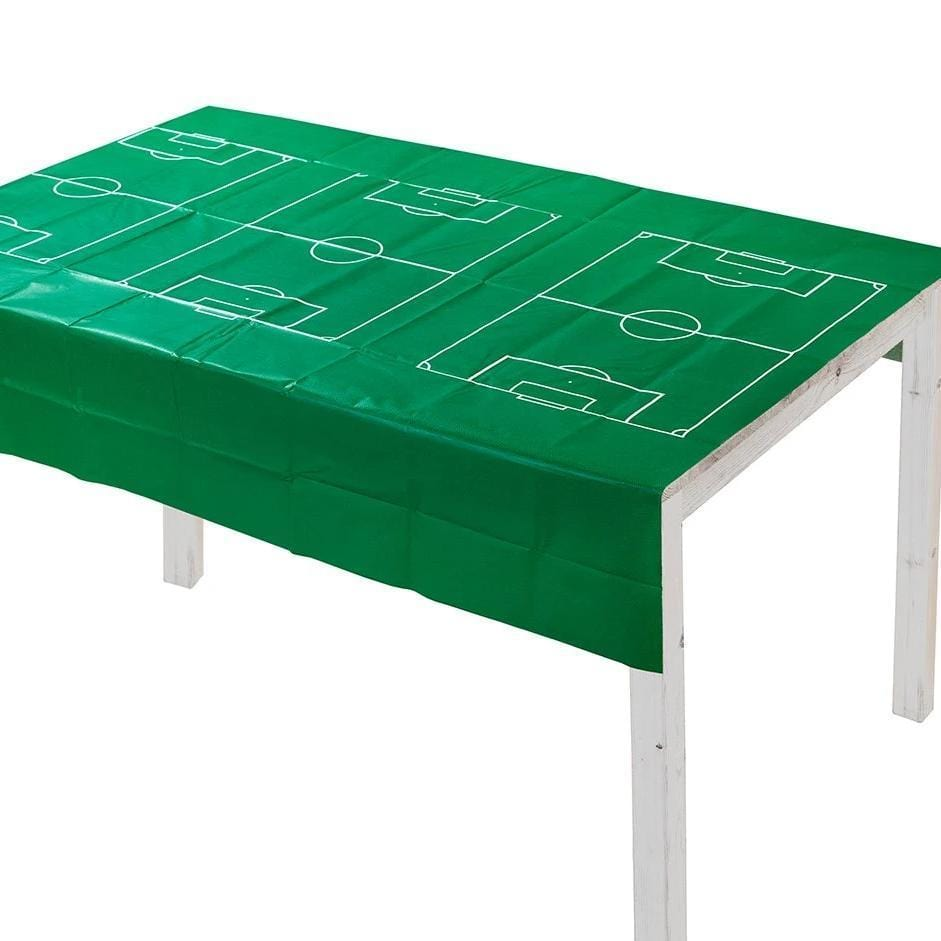 Football Pitch Tablecover Tablecloth | Football Party Supplies UK