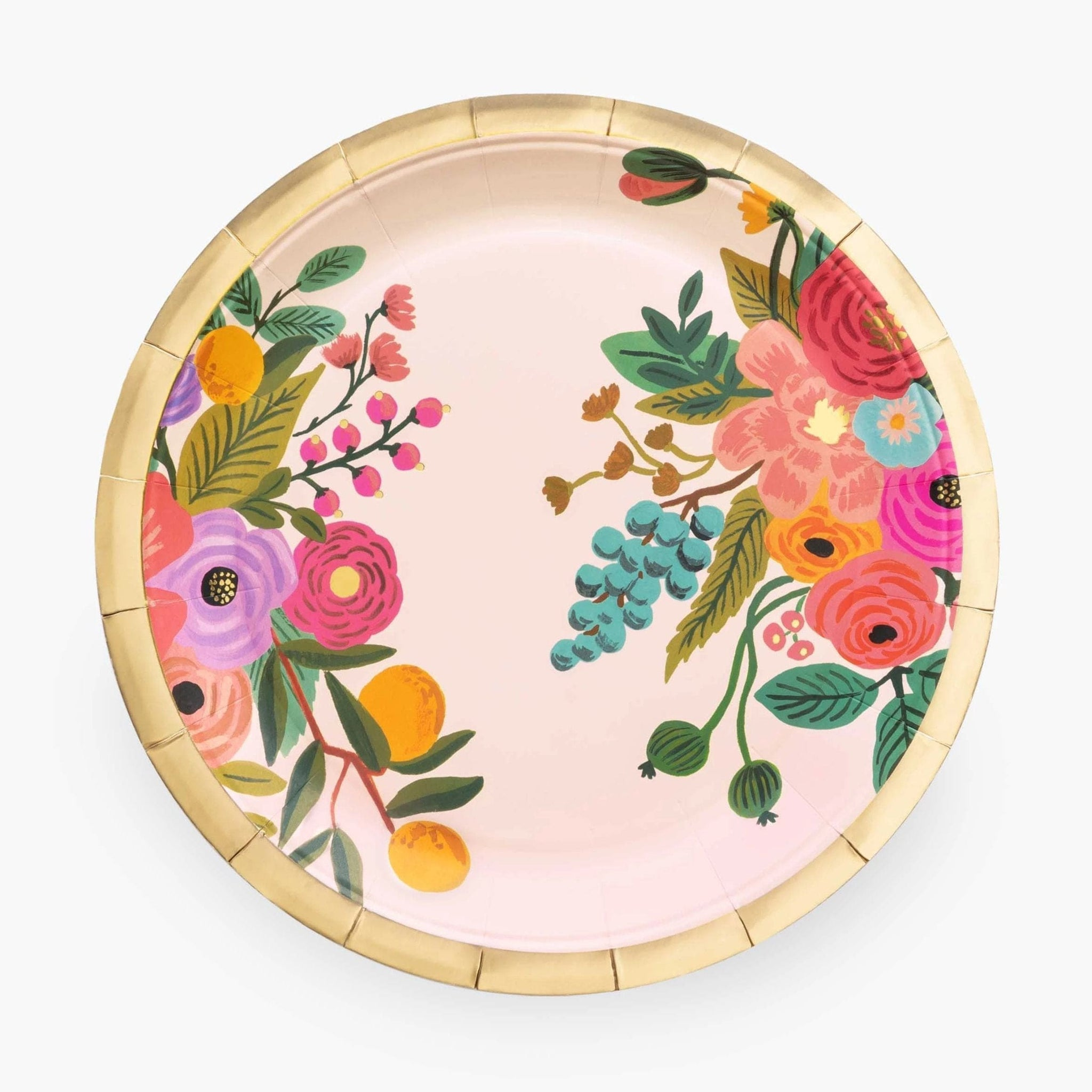 Rifle Paper Plates | Wedding Plates UK