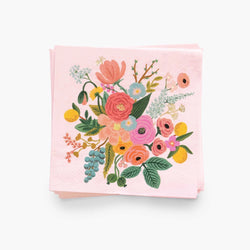 Garden Party Paper Beverage Napkins