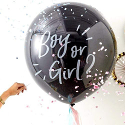 Gender Reveal Balloon Kit 36""