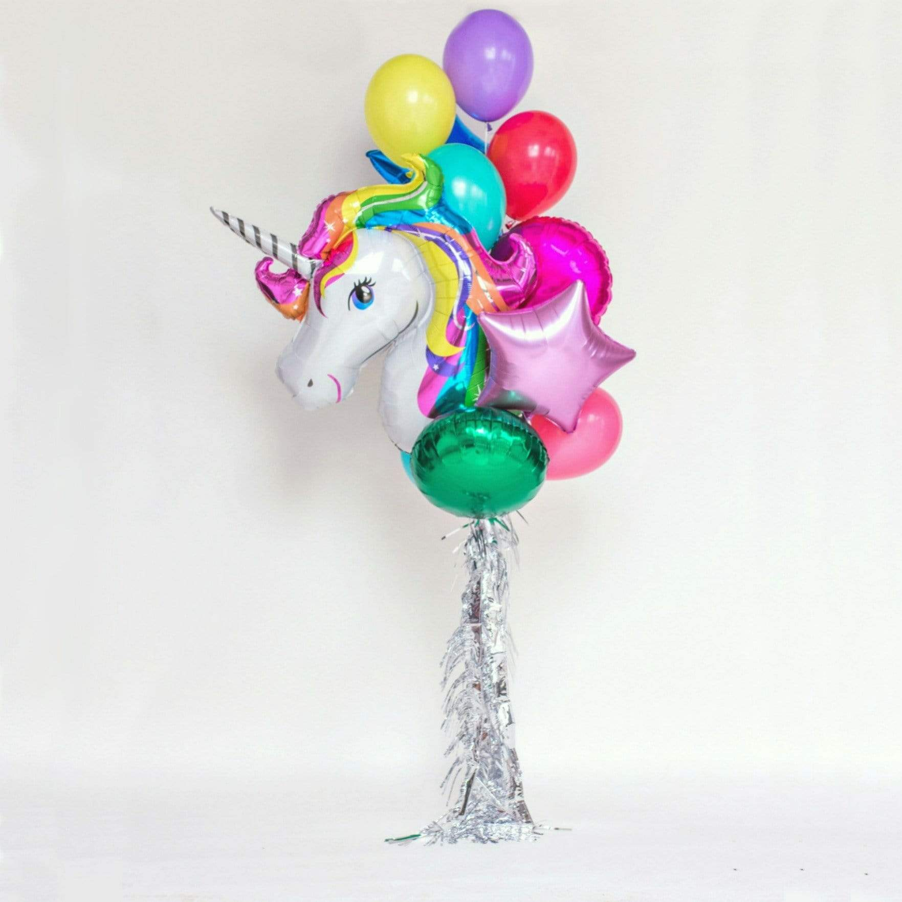 Unicorn Party Balloon Balloon Bunch Bouqet