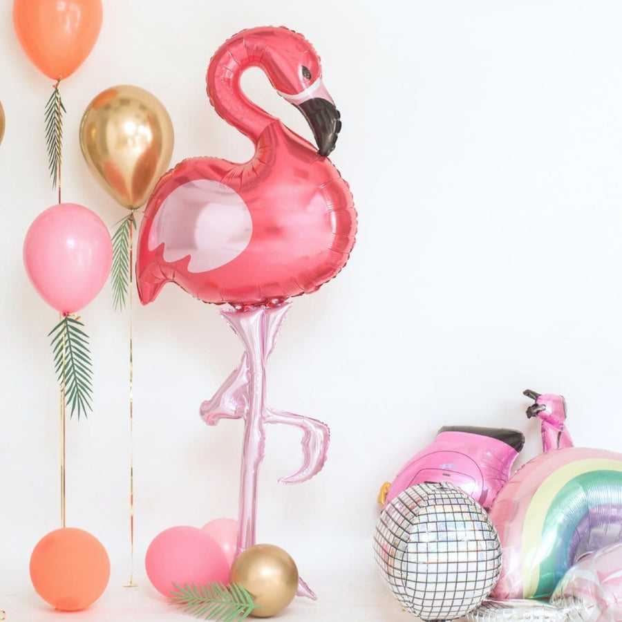 Giant Flamingo Balloon | Fun Foil Balloons | Flamingo Party Ideas