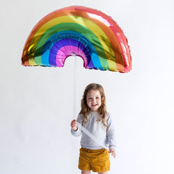Giant Rainbow Balloon 36""