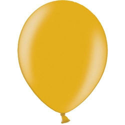 Gold Balloons (5 pack)