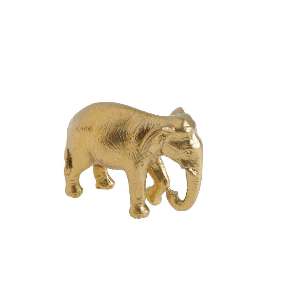 Animal Balloon weight Gold Elephant