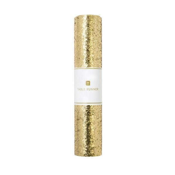 Gold Sequin Table Runner UK