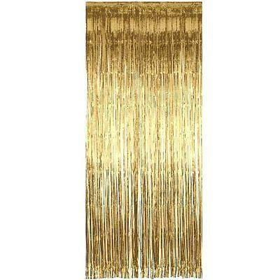 Gold balloon tassel tail