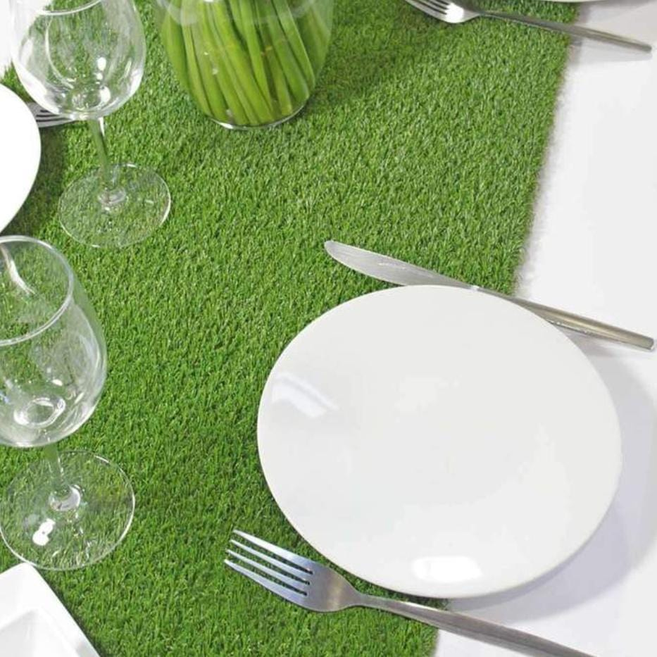 Grass Table Runner | Talking Tables Party Supplies UK
