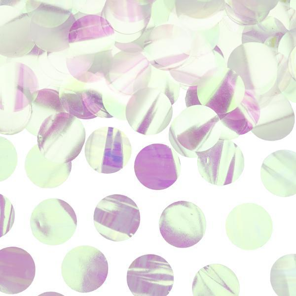 Iridescent Confetti | Iridescent Party