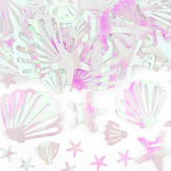 Iridescent Sea Shell Confetti