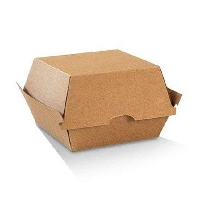Kraft Burger Boxes (12 Pack)