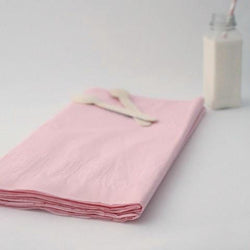 Pastel Pink tablecloth for parties | UK Party Supplies