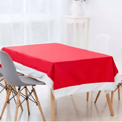 Large Santa Tablecloth | The Ultimate Christmas Tablecloth