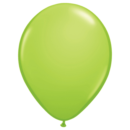 Lime Green Balloons | Latex Balloons UK