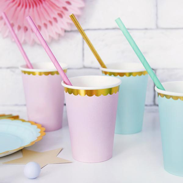 Pastel Baby Shower Supplies