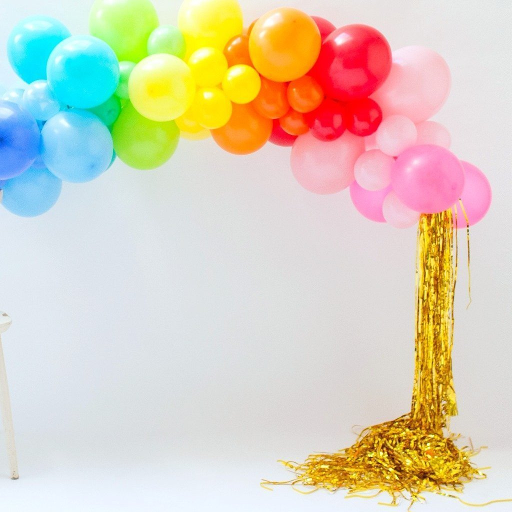Balloon Garland Kit Rainbow | | Balloon Installation Kit UK